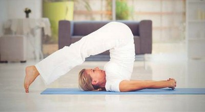 йога самостоятельно дома
