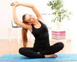 Домашняя практика йоги как не бросить